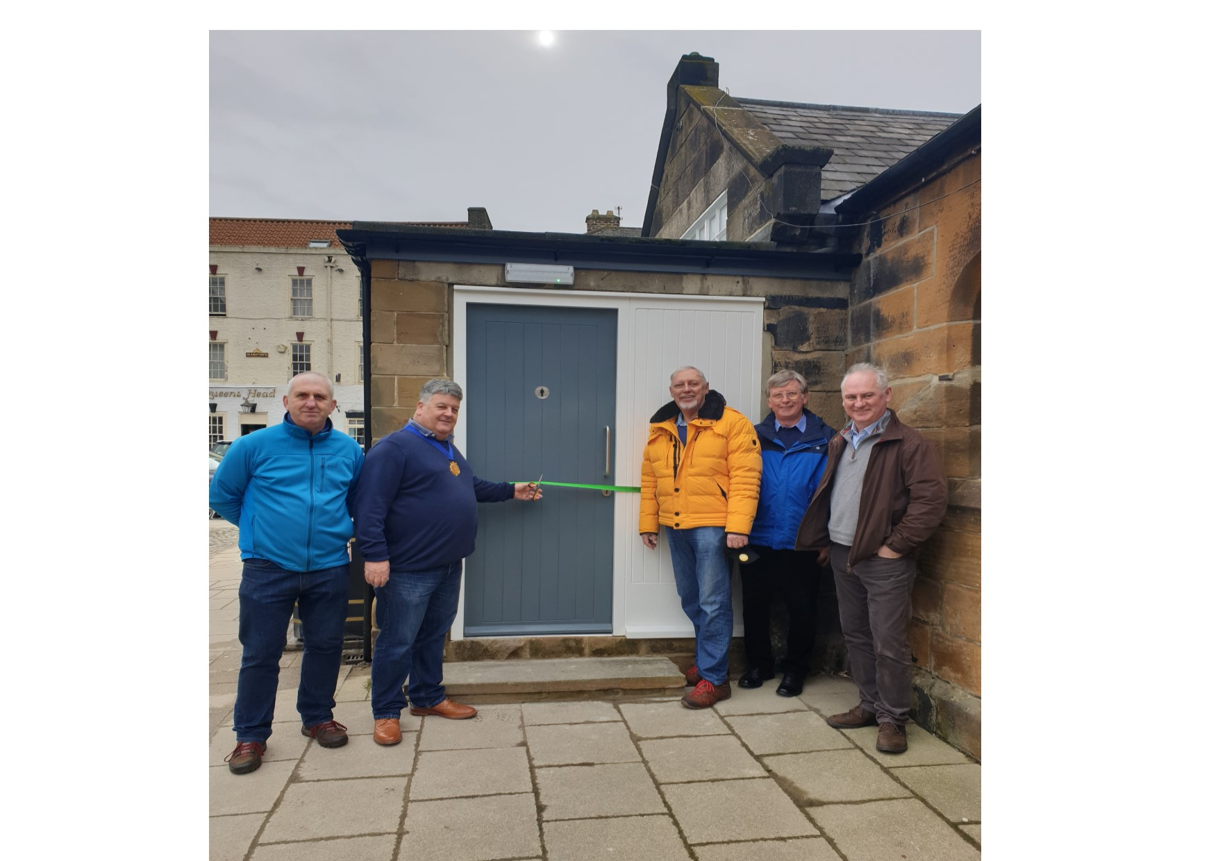 Stokesley Town Council - Refurbished Toilets NOW OPEN